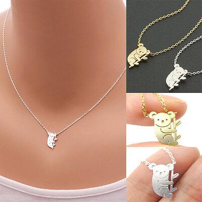 Koala Jewelry Animal Necklaces Koala Necklace Koala Related Jewellery Koala Lover. Koala Gift Ideas Cute Nature Gift Animal Jewellery