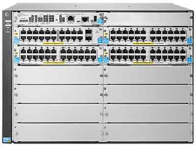NEW HP Procurve Switch 24-Port 10//100 PoE zl Expansion Module P//N J9478A