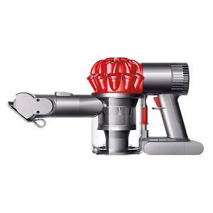 Dyson V6 Car + Boat Cordless Handheld Vacuum | Red/Iron | Refurbished