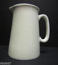 1 pint Churn Jug  white English Fine Bone China By Milton China