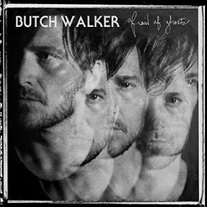 Walker-Butch-AFRAID-OF-GHOSTS-NUOVO-CD