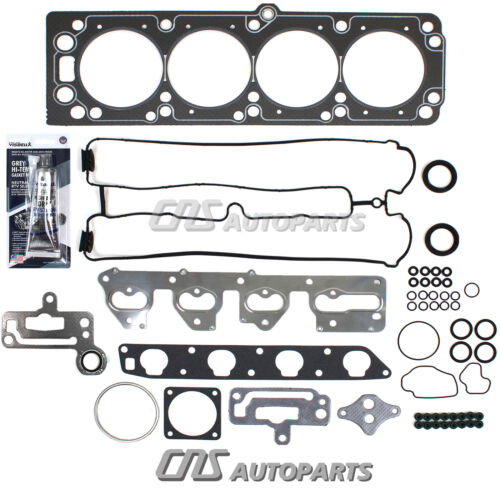 Head Gasket Set Gasket Bolts Valves Kits 06-08 Suzuki Chevy 2.0L A20DMS