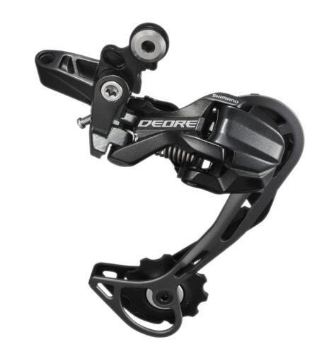 Fahrrad Shimano Deore RD-M610-SGS Schaltwerk Schaltung Direktmontage 9-10 Fach