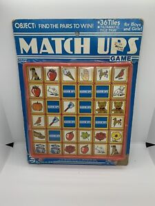 Vintage-1981-Match-Ups-Board-Game-Smethport-Specialty-Co