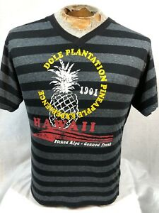 Vintage Dole Hawaii Plantation Pineapple Experience Black ...