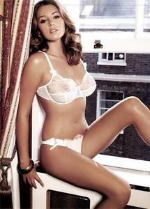 Consider, that Keeley hazell lingerie