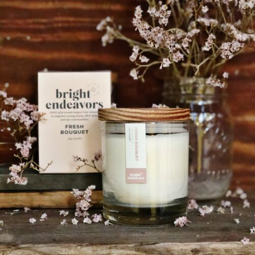 Fresh Bouquet Bright Endeavors Candle
