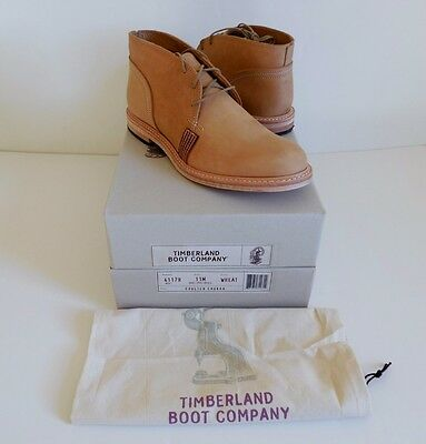 2019 Nuovo Stile Timberland Stivale Company Coulter 4117r Chukka Uomo Misura 11 Nuovo Made In Usa Long Performance Life