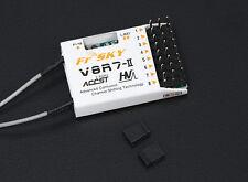 New FrSky V8R7-II HV 2.4 Ghz 7 Channel Receiver ACCST RX US Seller