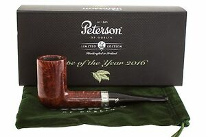 Peterson Pipa del año 2016 pipa de tabaco-Suave  </span>