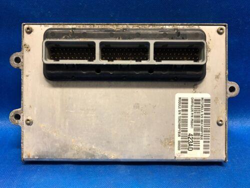 PROGRAMMED PLUG /& PLAY 99 GRAND CHEROKEE 4.0 ECU PCM CONTROL MODULE P56041423AD