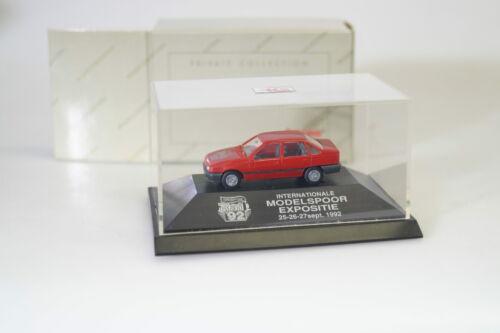 ! 1:87 Herpa Somo PC Box Opel Corsa A Limousine Modelspoor Expositie 1992 ...
