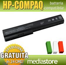 Batteria compatibile da 14,4/14,8 V per HP Pavilion  DV7-1130EL, DV7-1130EN