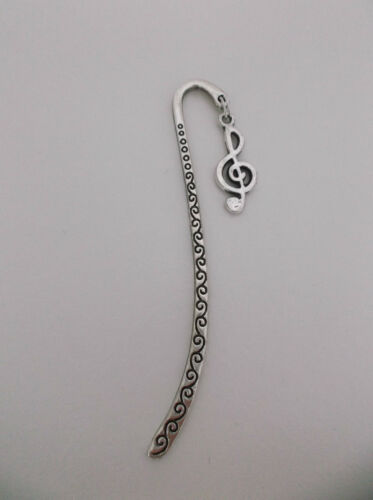 Music Treble Clef Or Mermaid Bookmark Birthday Party Bag Filler//Gift//Present