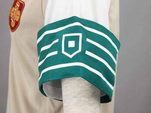 A Certain Scientific Railgun Cosplay Costume Shirai Kuroko Blue Arm Band