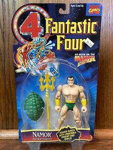 Namor The Sub Mariner Vintage Fantastic 4 Four Action Figure New 1994 Toybiz 90s