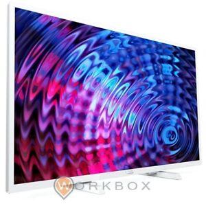 "TV LED PHILIPS 32"" FULL HD ULTRA SOTTILE 32PFS5603/12 WHITE BIANCO"
