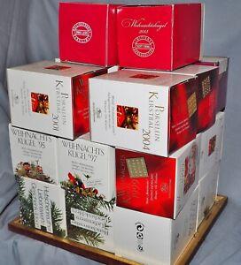 Hutschenreuther-Weihnachtskugel-1989-2013-Ole-Winther-OVP-Einzelverkauf