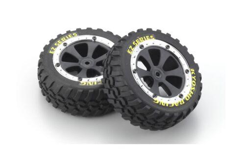 Wheel Sand Master EZ002 NEW Kyosho Set Tire 2