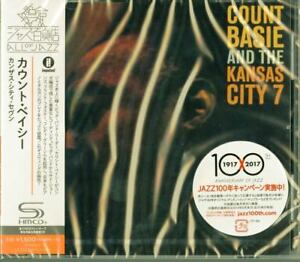 COUNT-BASIE-COUNT-BASIE-AND-THE-KANSAS-CITY-SEVEN-JAPAN-SHM-CD-C94