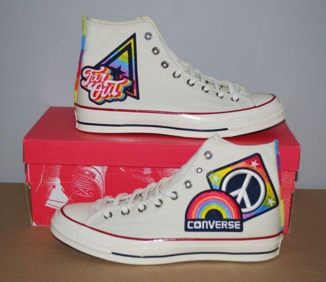 Converse Chuck Taylor 70 1st Pride Parade HighTop Sneaker - Mens 9.5 Womens  11.5 935d83fd7
