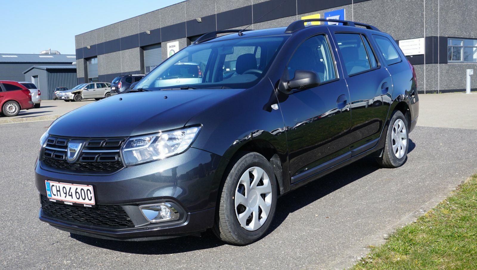 Dacia Logan 0,9 TCe 90 Ambiance MCV 5d - 119.900 kr.
