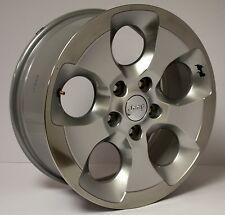 "Set of 5 New Take Off 18"" Jeep Wrangler Rubicon Limited 5 Spoke Aluminum Wheels"
