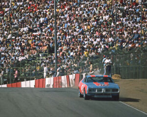 1976-STP-Dodge-RICHARD-PETTY-Glossy-8x10-Photo-Riverside-Speedway-Print-Poster