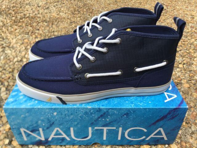 Navy CVS Blue Ro Canvas Deck Shoes