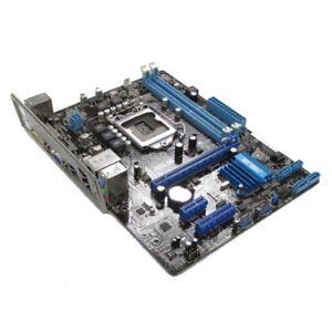 Asus-P8H61-MX-Rev-1-01-Socket-1155-H61-DDR3-2nd-3rd-gen-mATXUSB-SCHEDA-MADRE-CON-BP