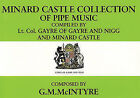 Minard Castle Collection of Pipe Music by Music Sales (Paperback / softback, 2004)