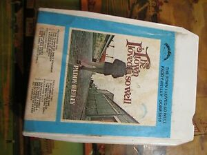 PADDY REILLY the town i loved so well 8 track rare
