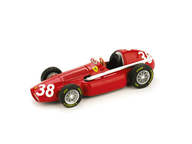 BRUMM R068 R124 R197 FERRARI F1 model race cars M Hawthorn   Phil Hill  1 43rd