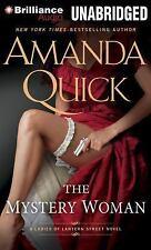 Ladies of Lantern Street: The Mystery Woman 2 by Amanda Quick (2014, MP3 CD,...