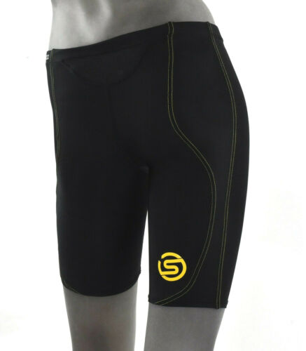 Compression Shorts B42001002 Brand New Skins Active A400 Youth Half Tights