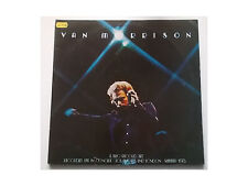 Van Morrison ‎- It's Too Late To Stop Now - LP FOC