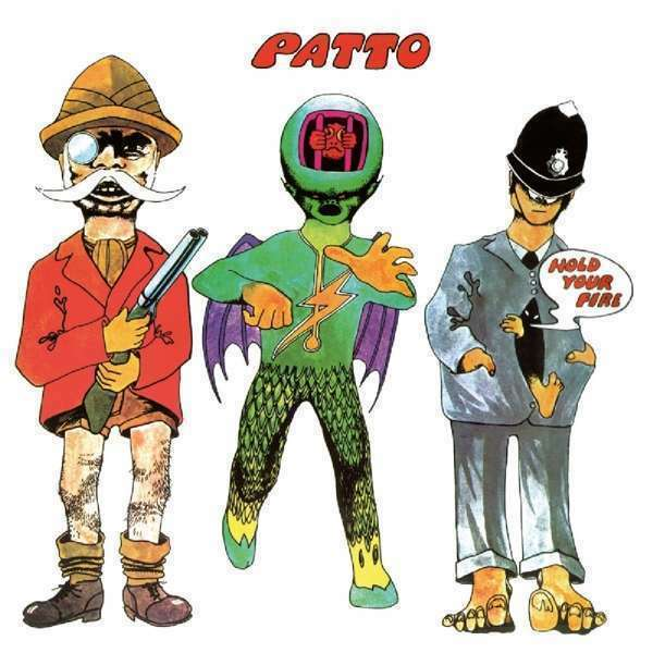 Patto - Hold Your Fire : 2cd Remastered Neue CD