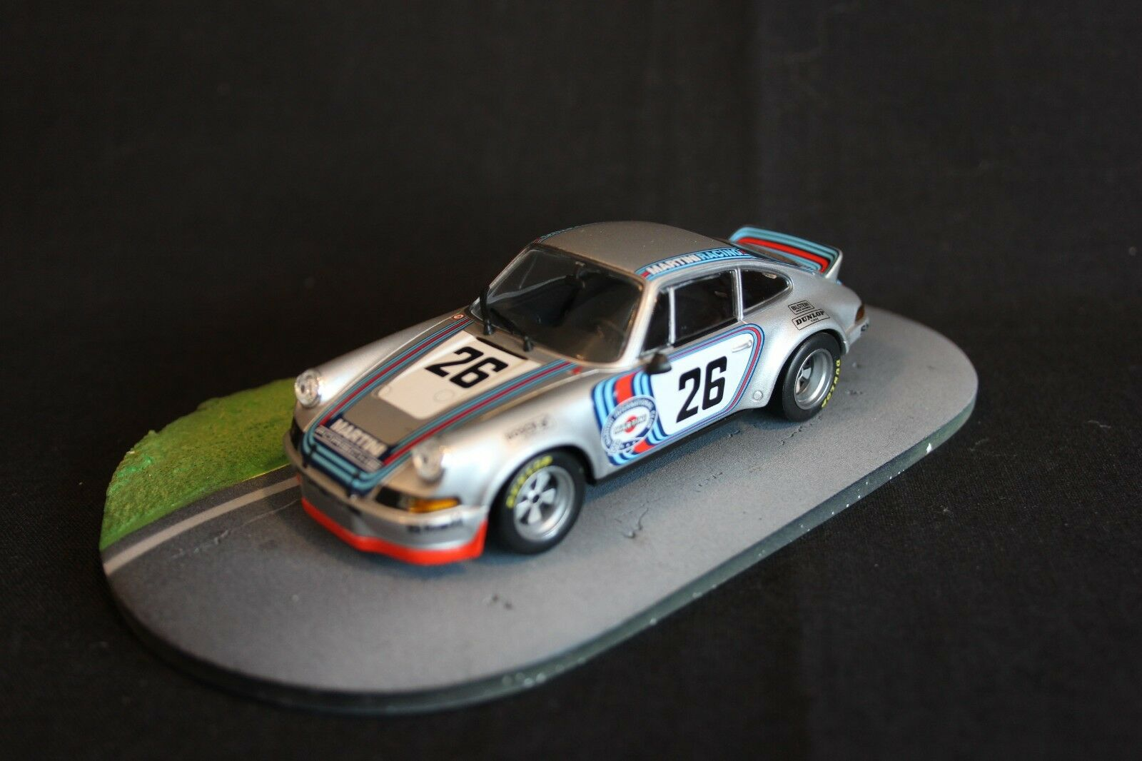 Minichamps Porsche 911 Carrera RSR 2.8 1973 1 43  26 1.000 km Dijon 1973 (AK)