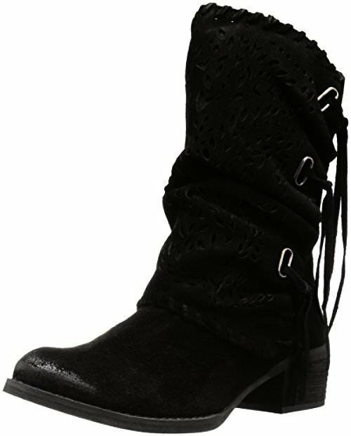 Naughty Monkey Donna Vamp Phyer Ankle Bootie- Select SZ/Color.