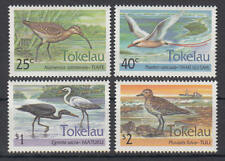 Tokelau Inseln (Islands) - Michel-Nr. 196-199 postfrisch/** (Vögel / Birds)