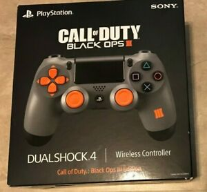 Ps4 Playstation 4 Wireless Controller Call Duty Black Ops Iii