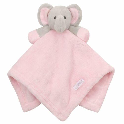 Bébé Couette éléphant nouveau-né Garçon Fille Bleu Rose en polaire douce cadeau Couverture Whit
