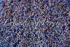 Lavender of Provence organic culinary cooking edible dried flower buds 3 4 6 8oz