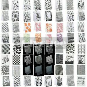 Christmas-Designs-Plastic-Embossing-Folders-Template-DIY-Scrapbooking-Card-Craft