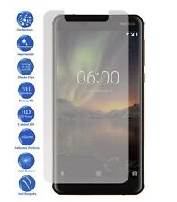 Tempered Glass Screen Protector Film for Nokia 6.1 2018 Genuine 9h Premium