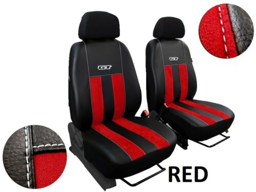 "VOLKSWAGEN T4 1989-2003 ARTIFICIAL LEATHER /& ALICANTE /""GT/"" TAILORED SEAT COVERS"