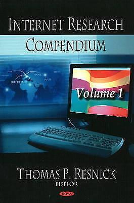 Internet Research Compendium: v. 1, , New Book