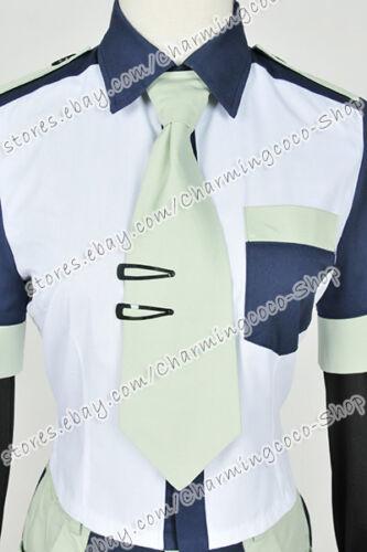 Dramatical Murder DMMD Cosplay Noiz Costume Uniform Full Set Original Design New