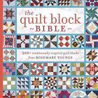 Quilt Block Bible von Rosemary Youngs (2014, Taschenbuch)