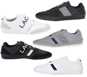NEW Lacoste Men's Fashion Shoes Misano